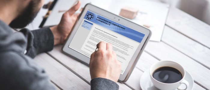 Kreisverband der Jugendhäuser e.V. mit neuem Internetauftritt